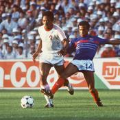 Ballon d'Or : Jean Tigana, 2e en 1984
