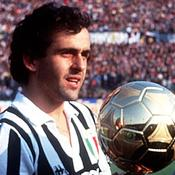 Ballon d'Or 1983-1984-1985, Michel Platini (France)