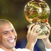 Ballon d'Or 1997 et 2002, Ronaldo (Brésil)