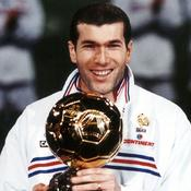 Ballon d'Or 1998, Zinedine Zidane (France)