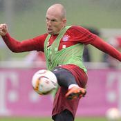Arjen Robben (Pays-Bas - FC Bayern Munich)