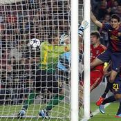 Barcelone-Bayern : but Muller