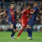 Barcelone-Bayern : Fabregas