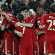 Barcelone-Bayern : joie
