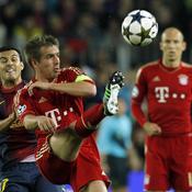 Barcelone-Bayern : Lahm
