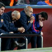 Barcelone-Bayern : Messi