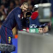 Barcelone-Bayern : Piqué csc