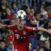 Barcelone-Bayern : Ribéry-Alves