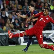Barcelone-Bayern : Villa