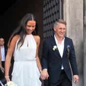 Schweinsteiger-Ivanovic, mari et femme