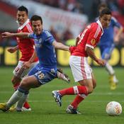 Benfica-Chelsea : Azpilicueta