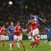 Benfica-Chelsea : But Ivanovic