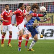 Benfica-Chelsea : David Luiz