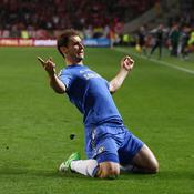 Benfica-Chelsea : joie Ivanovic