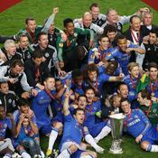 Benfica-Chelsea : joie