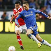 Benfica-Chelsea : Torres