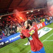 Ajaccio GFCO-Lyon : soutien du stade