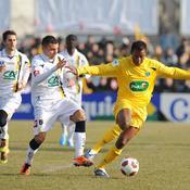 Chambéry-Sochaux Faye devant Martin