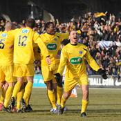 Chambéry-Sochaux Joie après égalisation