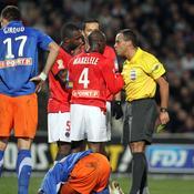 Montpellier-PSG, arbitre