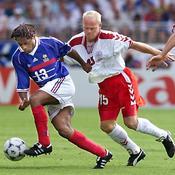 Bernard Diomède au Mondial 98