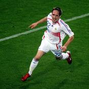 Franck Ribéry au Mondial 2006