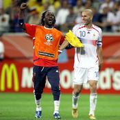 Pascal Chimbonda au Mondial 2006