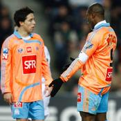 Mésentente entre Nasri et Cissé