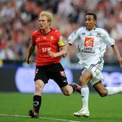 Rennes-Guingamp Hansson-Eduardo