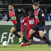 Dijon-PSG Bodmer