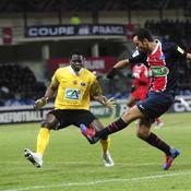 Dijon-PSG But Nene