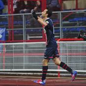 Dijon-PSG Joie Nene