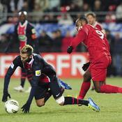 Dijon-PSG Ménez