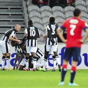 Lille-Caen : début de match