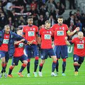 Lille-Caen : joie lilloise