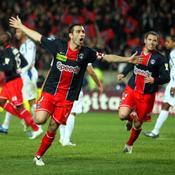 PSG-Auxerre, But de Pauleta