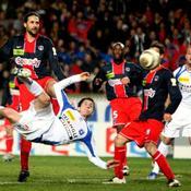 PSG-Auxerre, Julien Quercia