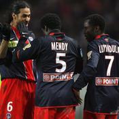 PSG-Auxerre, Mario Yepes-Bernard Mendy