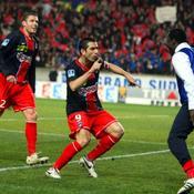 PSG-Auxerre, Pauleta-Diané