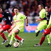 PSG-Valenciennes, Steve Savidan