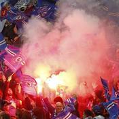 Bastia-Paris SG, Supporters de Bastia
