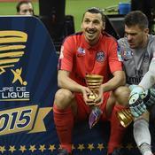 Bastia-Paris SG, Zlatan Ibrahimovic et Nicolas Douchez