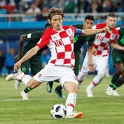 Luka Modric (Croatie)