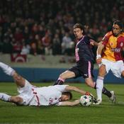 Bordeaux-Galatasaray, Cavenaghi