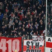 Marseille-Ajax, Supporters néerlandais