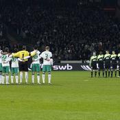 Werder-ASSE, Minute de silence
