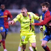 2008-2009 : Lyon-Barcelone (1-1)