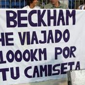 Beckham banderole