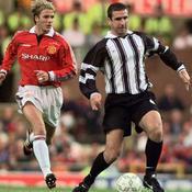 Beckham Cantona
