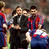 Cruyff et le discipline Guardiola